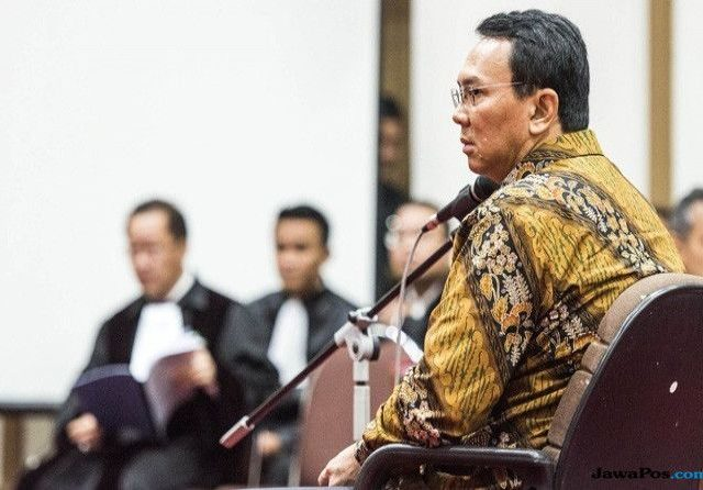 Ahok Bebas, Fahri Hamzah: Welcome Back
