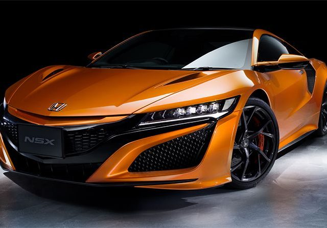 All New Honda Insight dan New Honda NSX Tampil Perdana