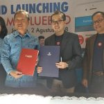 Bidik Pelanggan Blue Bird, TCash Jalin Kerja Sama Strategis