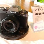 Fujifilm X-T100, Mirrorless Entry Level Rasa Profesional