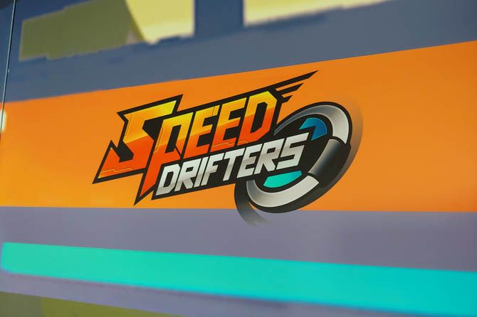 Speed Drifters, Game racing, Garena Speed Drifters