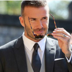 Hadiri Royal Wedding, Penampilan David Beckham Jadi Pusat Perhatian