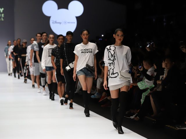 Matahari Mickey Mouse