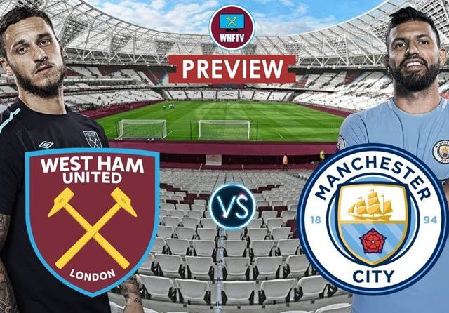 West Ham vs Man City: Rekor Tetap Bertahan!