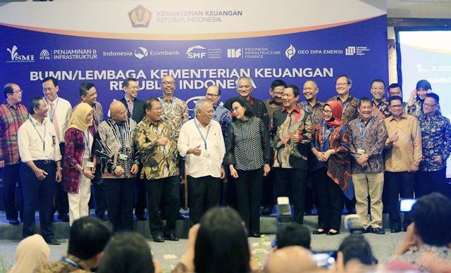 Tumbuhkan Ekonomi, Development Bank Dukung Infrastruktur Green Energy