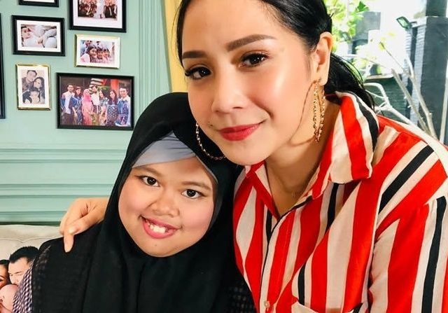 Video Make up-nya Viral, Rahmawati Kekeyi Haru Ketemu Nagita Slavina