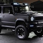 Jimny Black Bison Edition Jadi Mini Off-road Gahar
