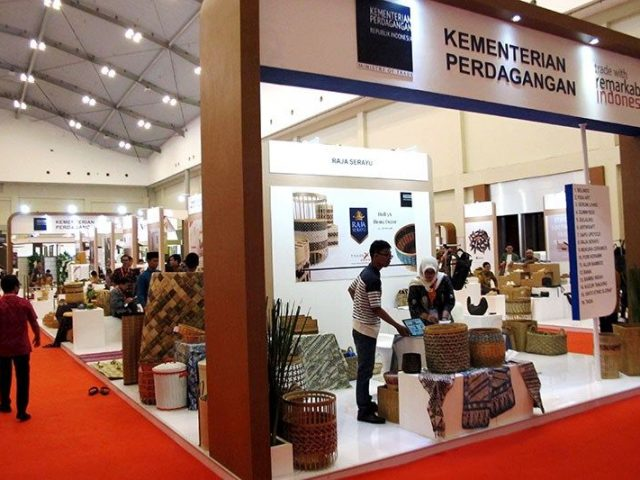 Kemendag Tunda Perhelatan Trade Expo Indonesia (TEI) 2020