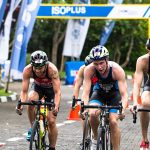 ISOPLUS official sports drink partner Super League Triathlon Bali (SLT)
