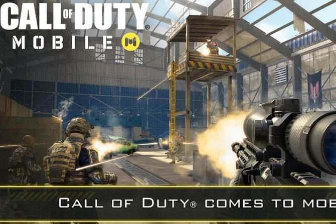Call of Duty, Call of Duty Mobile, COD Versi Mobile