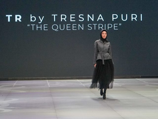 The Queen Stripe by Tresna Puri
