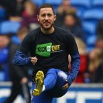 Eden Hazard Makin Mantap Pindah ke Real Madrid