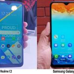 Duel Smartphone Entry Level, Realme C2 Tantang Samsung Galaxy M10