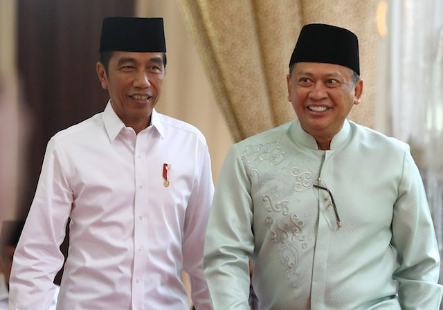 Soal People Power 22 Mei, Bamsoet: Pak Jokowi Tak Pasang Muka Kenceng