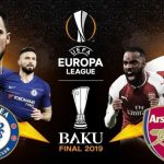 Jadwal Live TV Final Liga Europa 2018-2019: Chelsea vs Arsenal