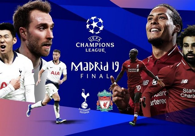 Tottenham vs Liverpool, Final Liga Champions Rasa Premier League