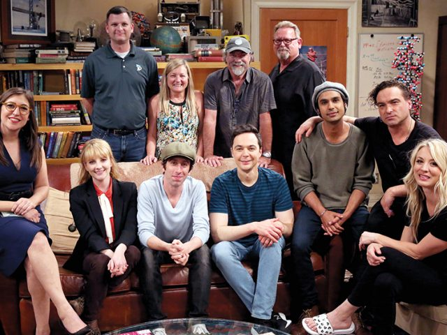 Akhir yang Membahagiakan, The Big Bang Theory Tamat