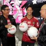 Klub Sepak Bola Bali United Resmi Melantai di Bursa Efek Indonesia