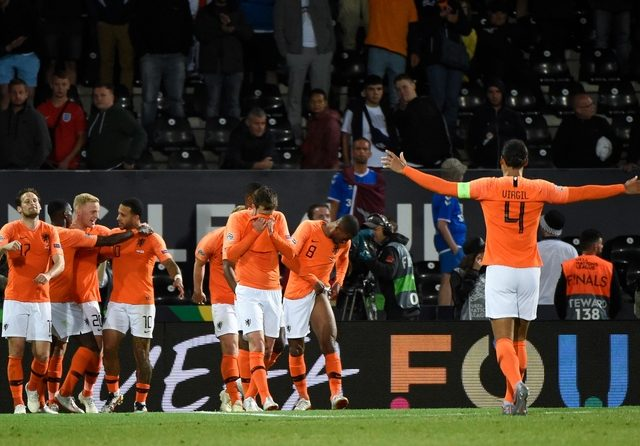 Bungkam Inggris, Belanda Hadapi Portugal di Final UEFA Nations League