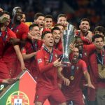 Bungkam Belanda 1-0, Portugal Juara UEFA Nations League Edisi Pertama