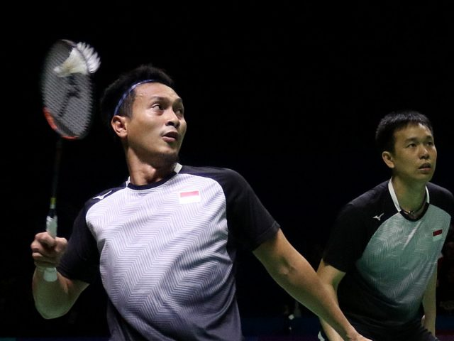 Kevin/Marcus Juara Indonesia Open 2019