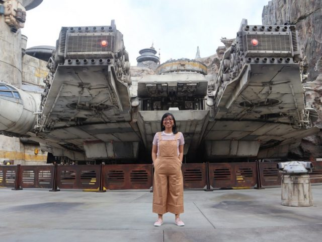 Merasakan Jagat Star Wars di Disneyland California