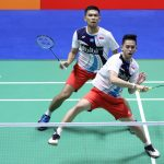 Tiga Ganda Putra ke Semifinal, Indonesia Dominasi China Open 2019