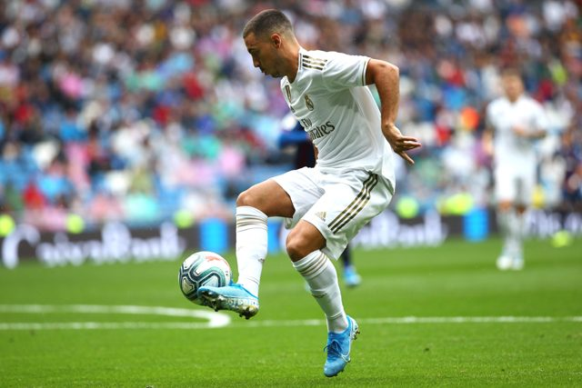 3 Real Madrid vs Levante 2: Masih Nervous, Hazard Belum Dahsyat