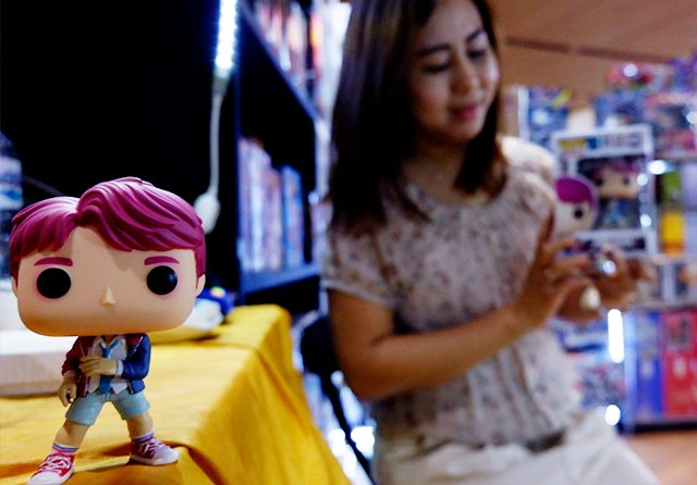 Berburu Funko Pop BTS