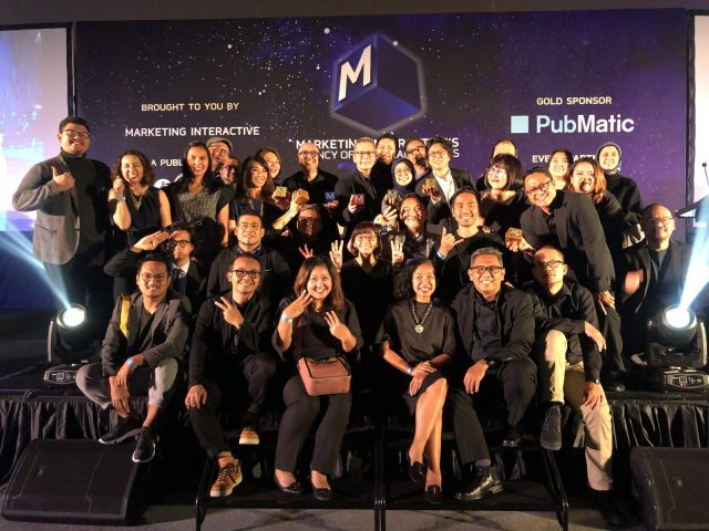 Hakuhodo Network Indonesia Sabet Agency of the Year Awards 2019