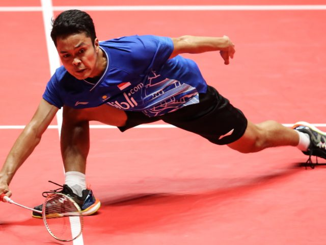 Duel Momogi di Final BWF World Tour Finals 2019
