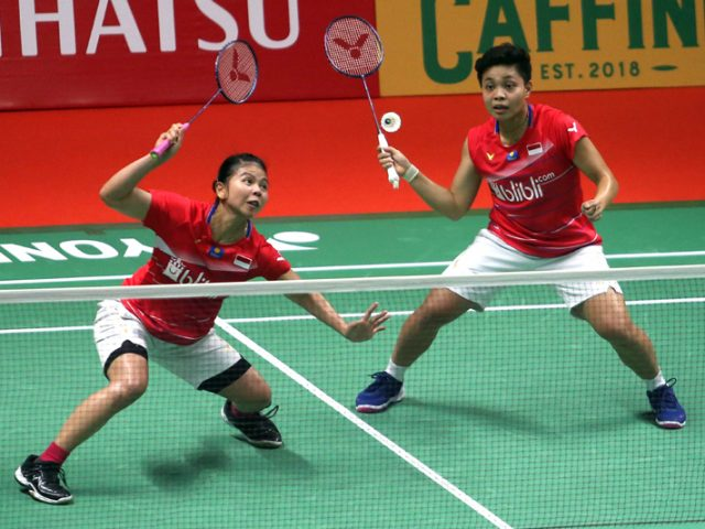 Bermain Fantastis di Game 3, Ganda No 1 Indonesia Menembus Final!