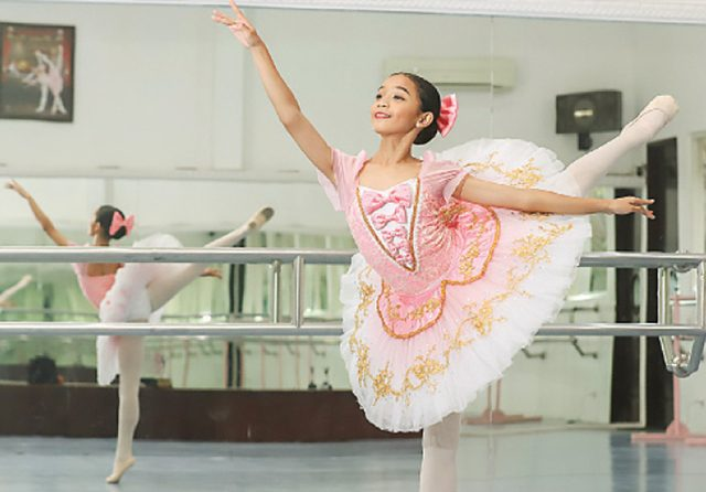 Annette Easter Sere, Juara Balet Asian Elite Dance Competition (AEDC)