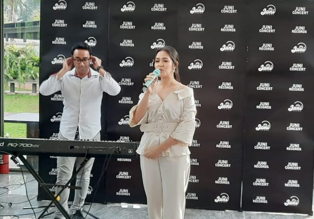 Bertepatan Momen Valentine's Day, Raisa Rilis Single 'Teristimewa'
