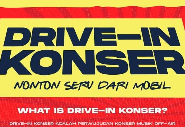 Pandemi Korona, Berlian Entertainment Bikin Konser Berkonsep Drive-In
